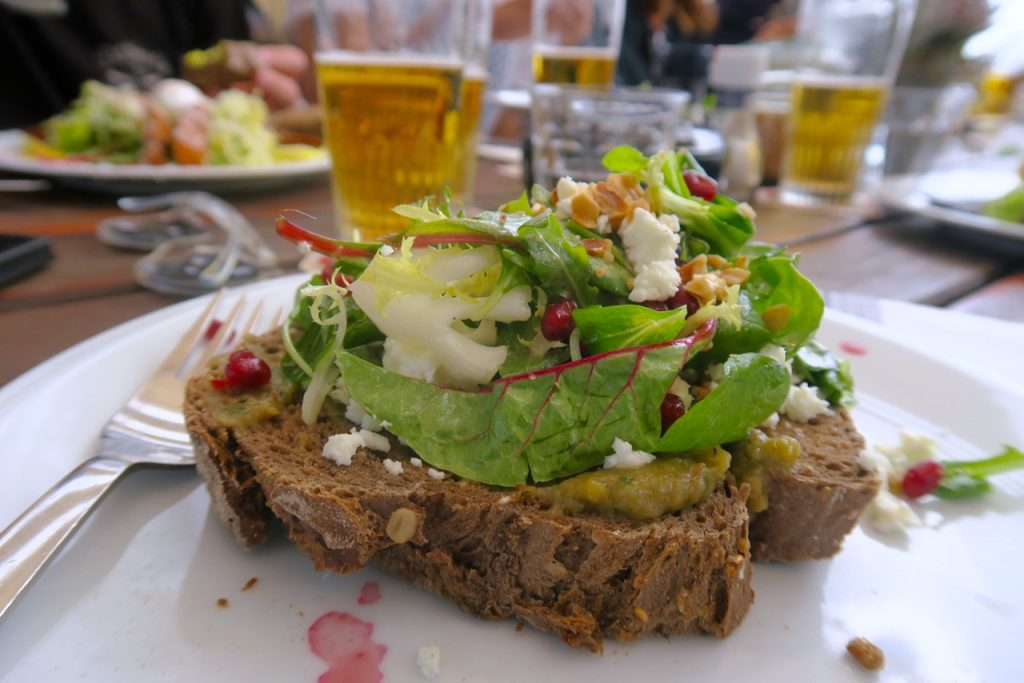 Alternative Amsterdam Food