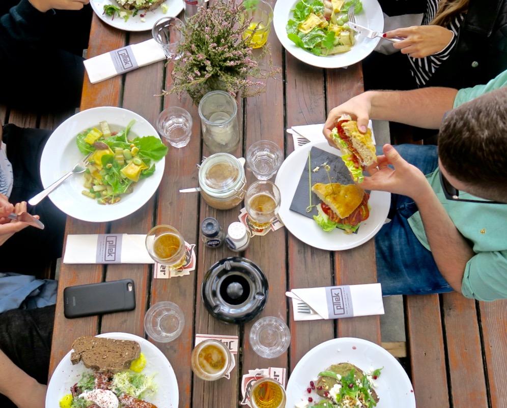 Pllek Cafe Amsterdam Noord