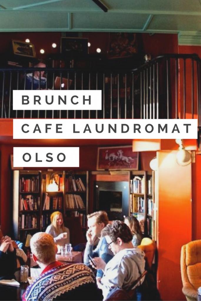 Cafe Laundromat
