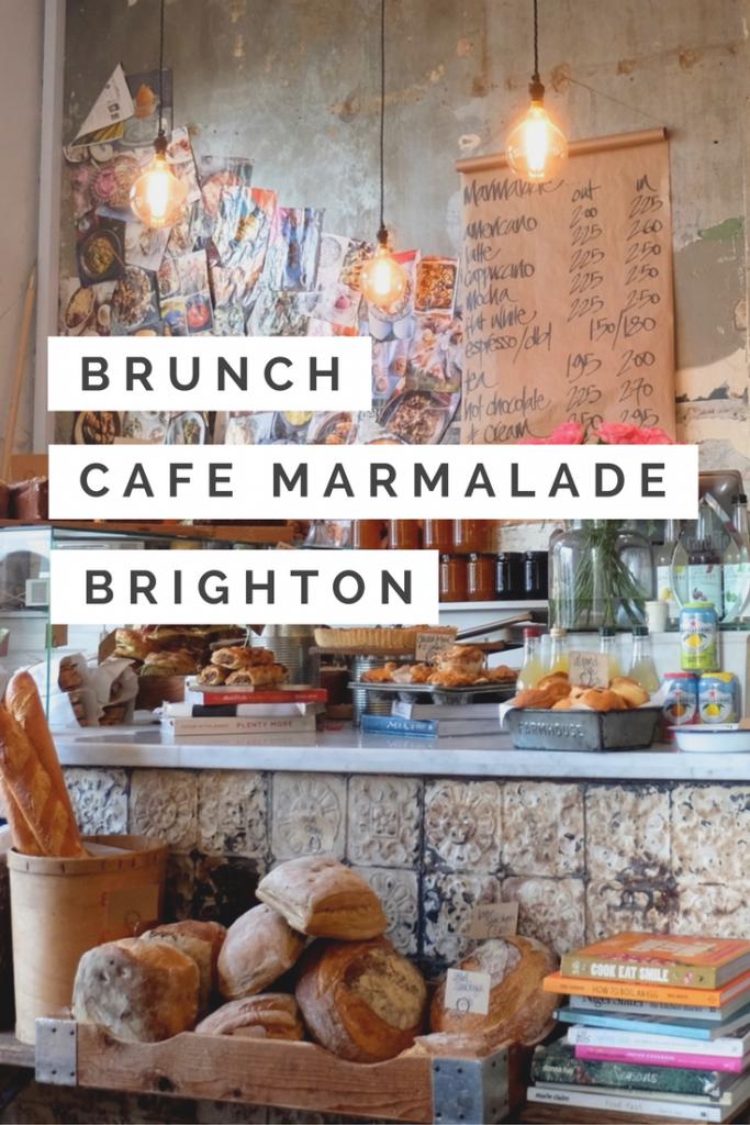 Cafe Marmalade Brighton