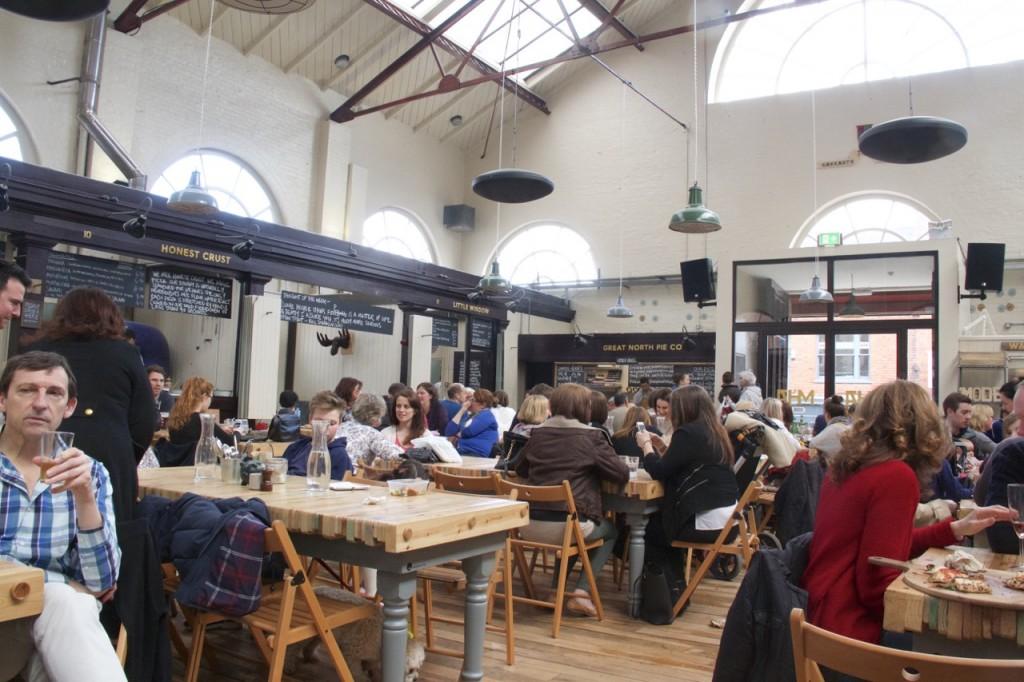 Altrinham Market Food Hall