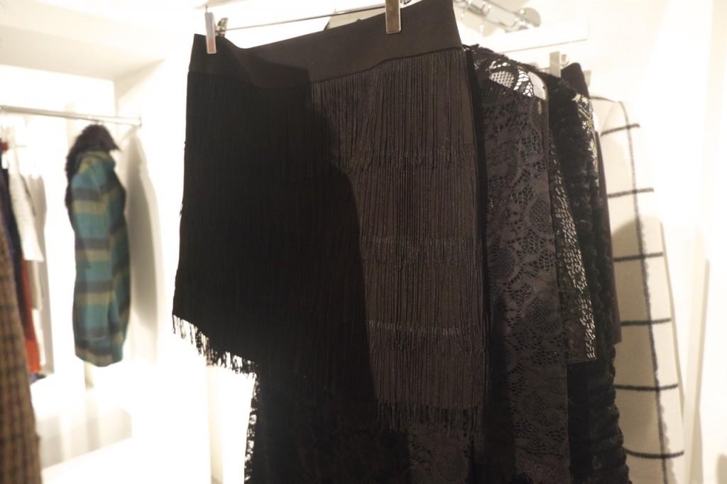 Fringing, Black, Fashion, Debenhams
