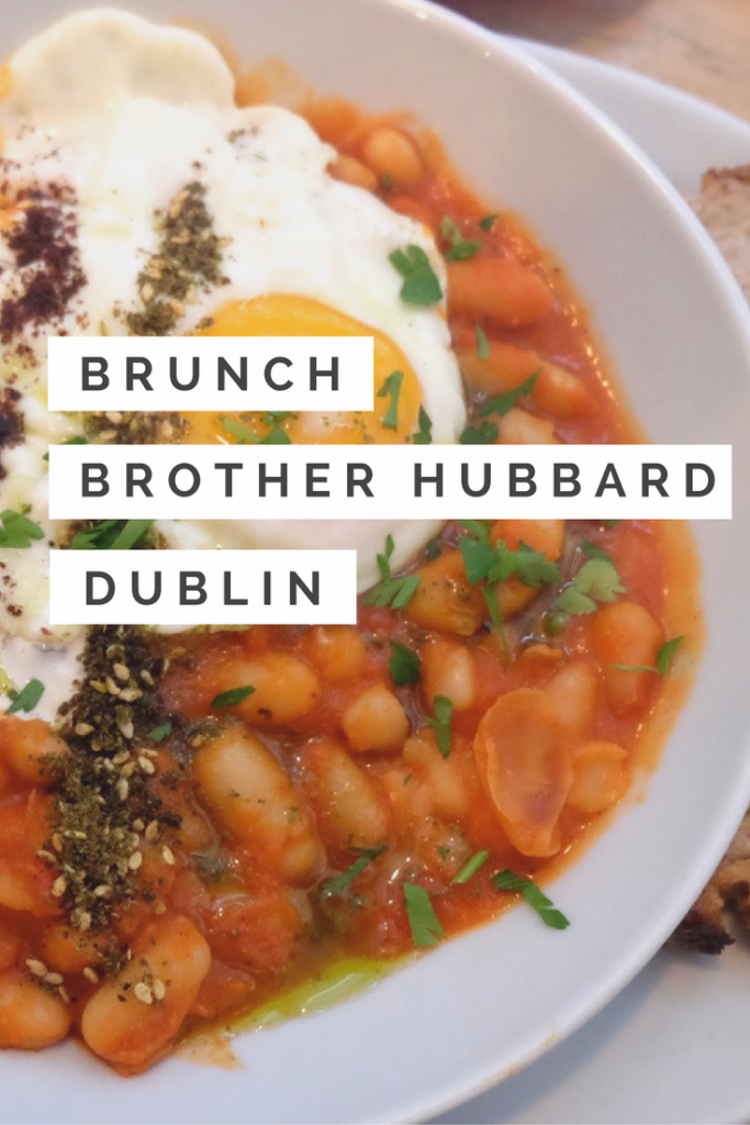 Brother Hubbard Dublin Brunch