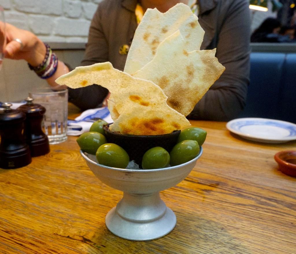 Jamie's Italian Greenwich London Emma Inks Blog
