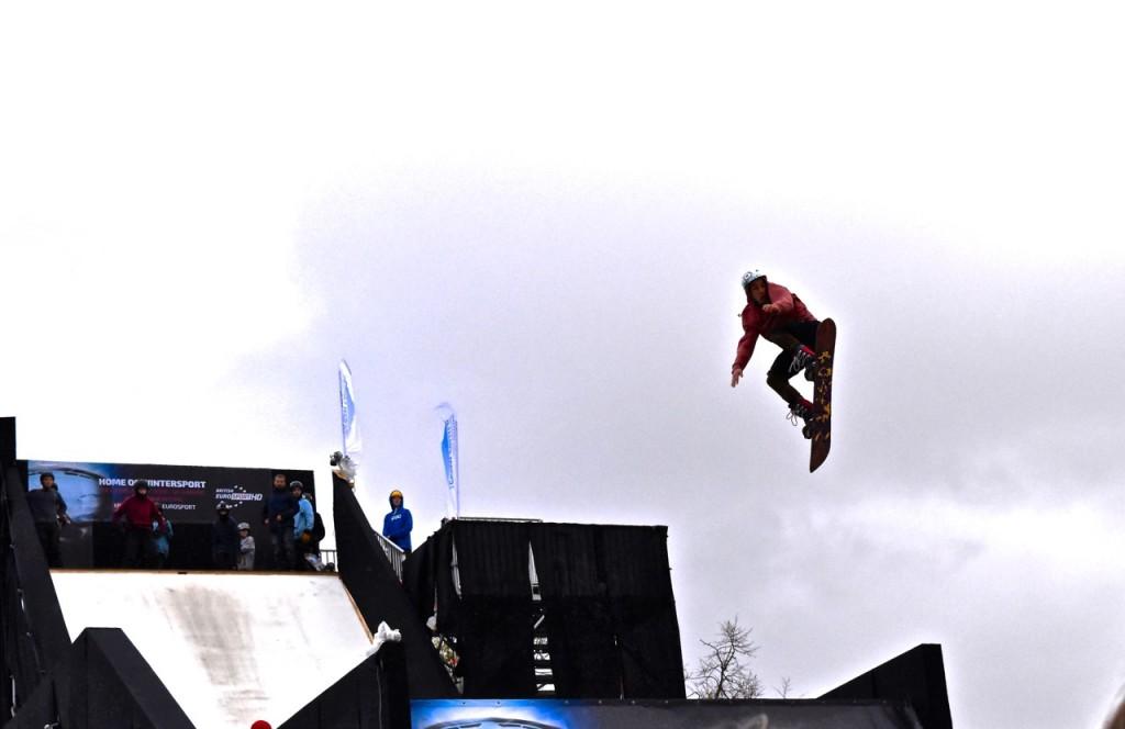 Emma Inks Ski and Snowboard Show
