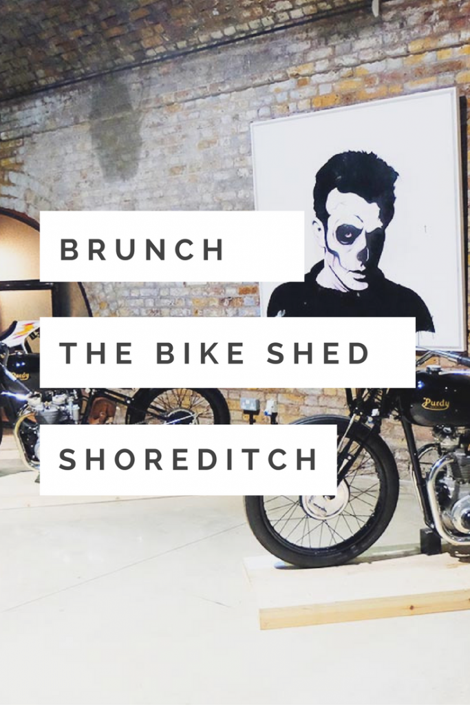 bike shed shoreditch