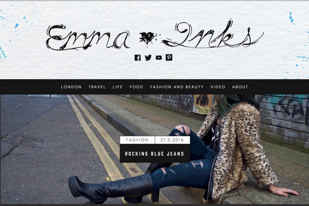 Emma Inks Home Page
