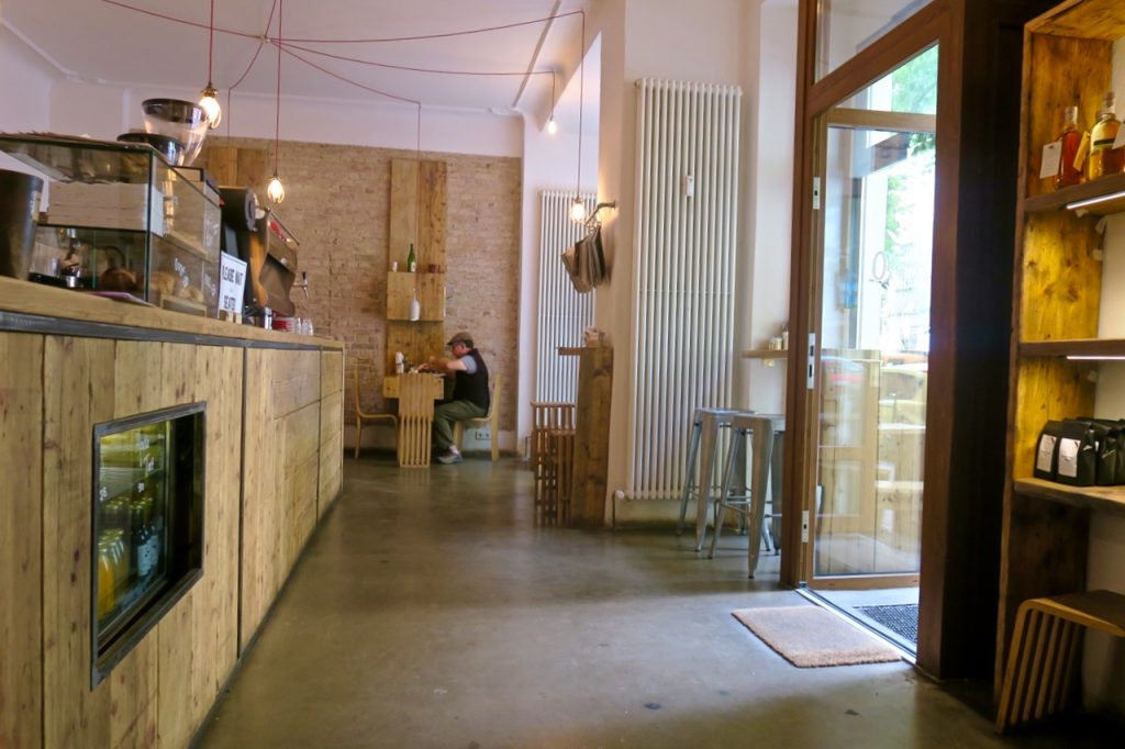 Silo Coffee Berlin