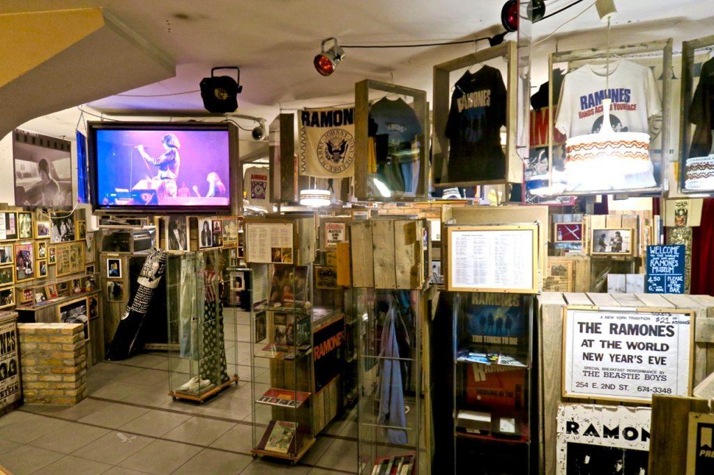 Ramones Museum Berlin Emma Inks
