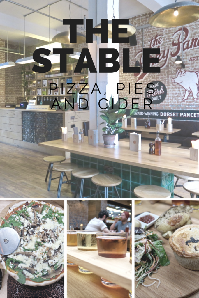 The Stable Pizza, Pies and Cider
