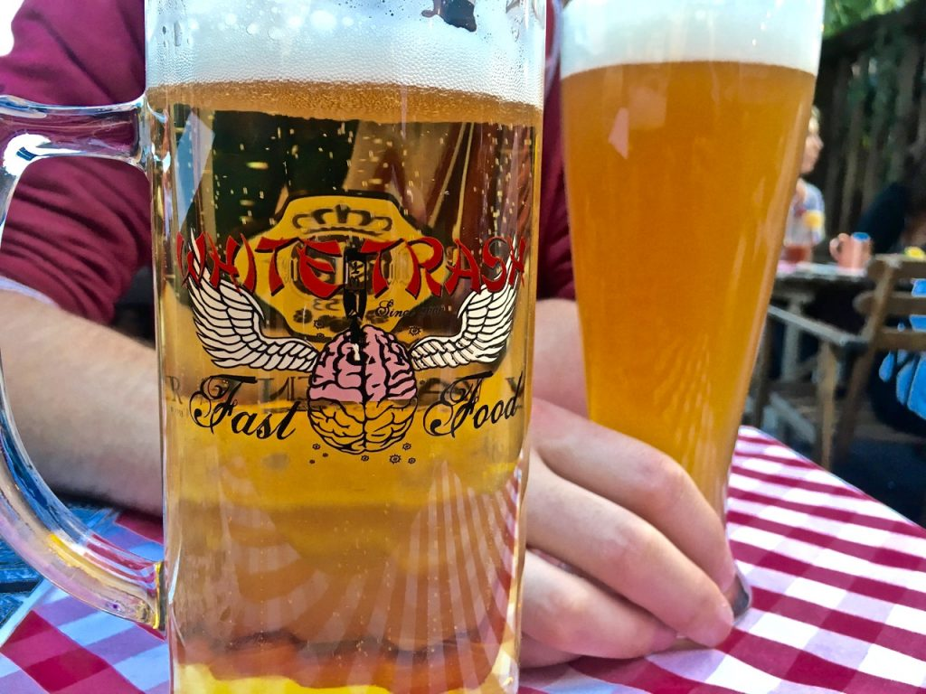 White Trash Berlin Beers