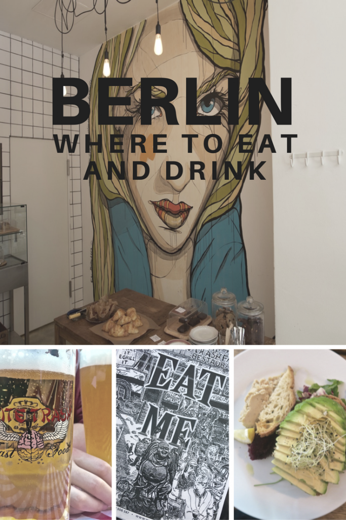 Berlin Where to eat and drink