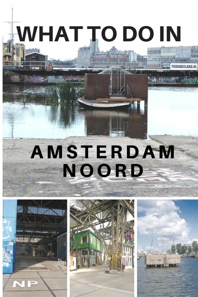 Amsterdam Noord Emma Inks
