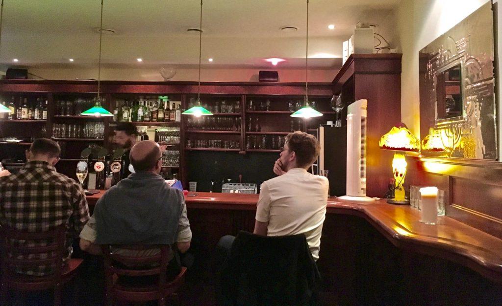 Sixta Bar Vienna