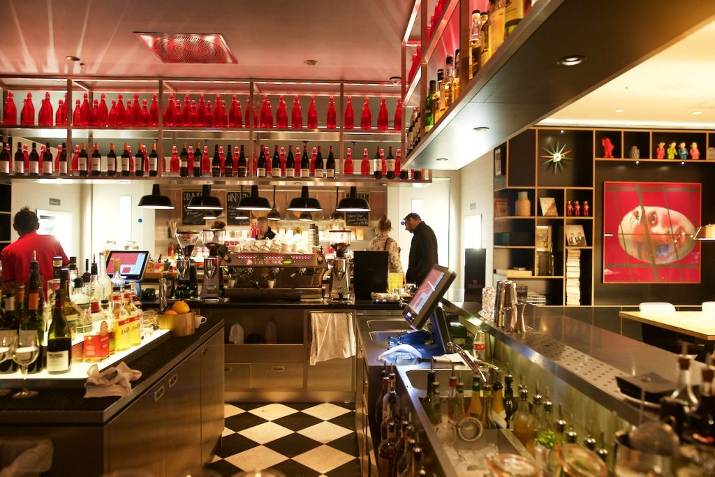 CitizenM Shoreditch Bar
