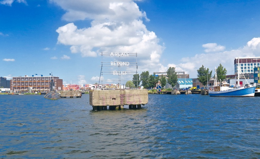 Amsterdam Noord A Place Beyond Belief
