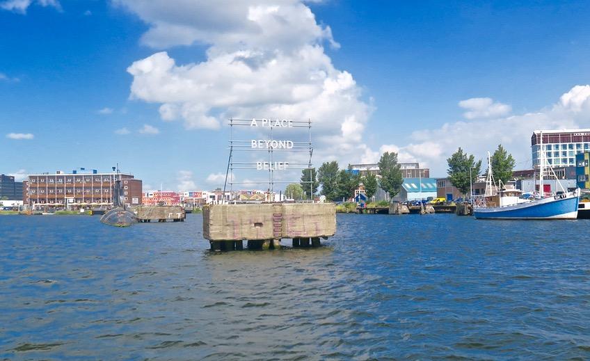 Amsterdam Noord A Place Beyond Belief