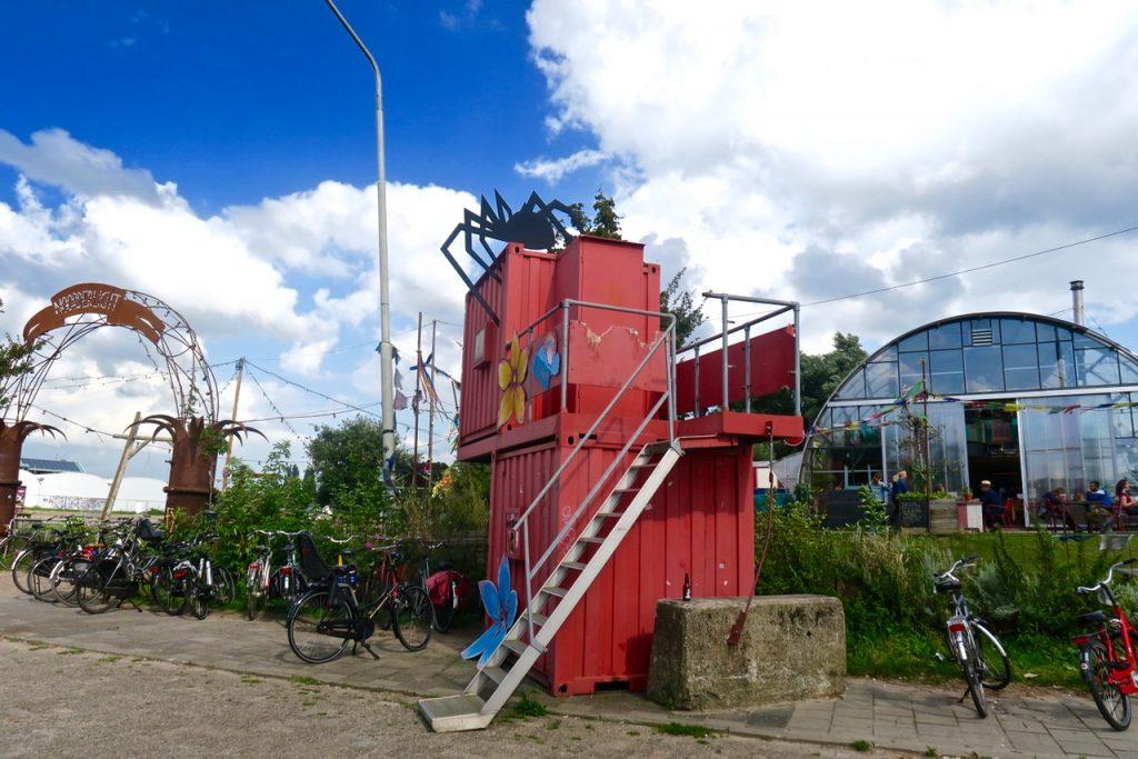 Amsterdam Noord art Emma Inks blog