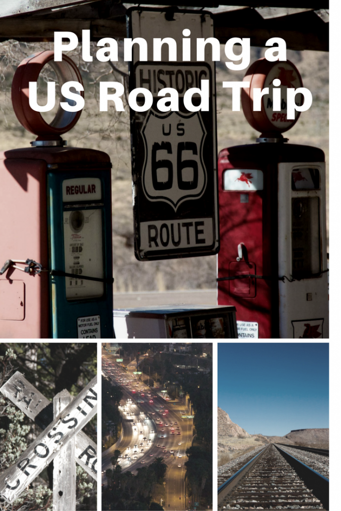 Planning a US Road Trip