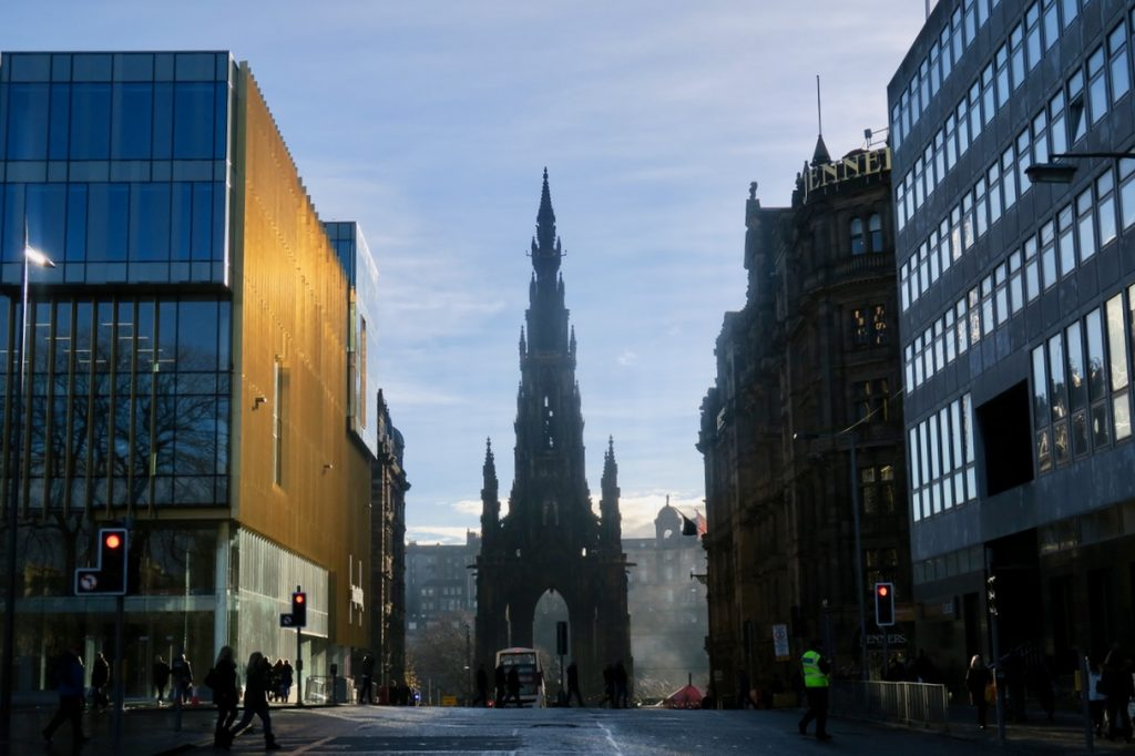 Edinburgh travel roundup 2016