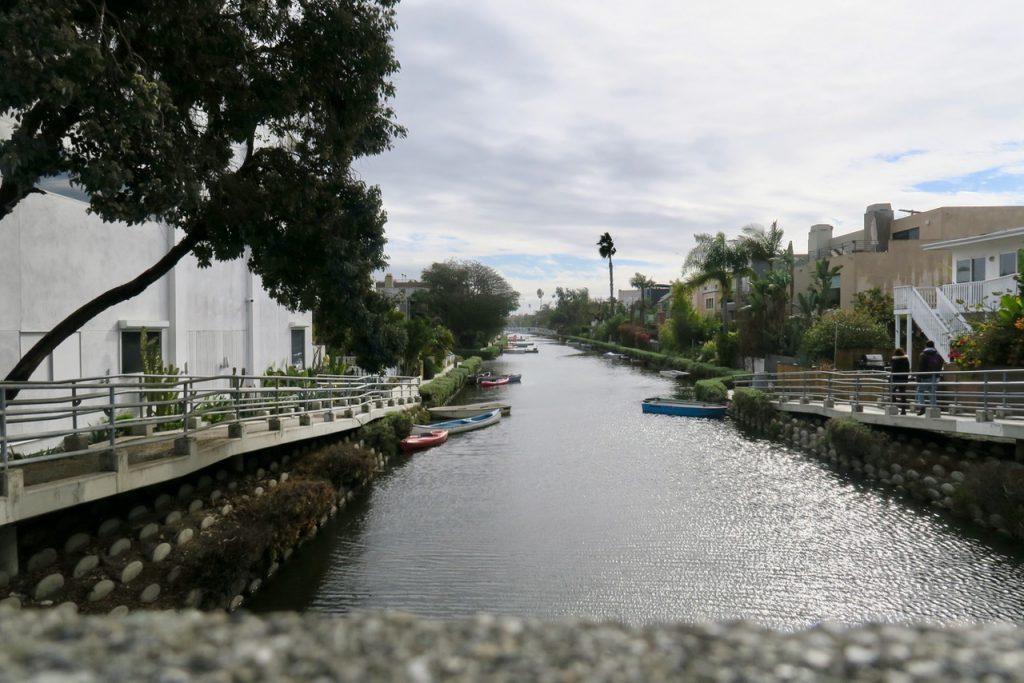 Venice Canal LA