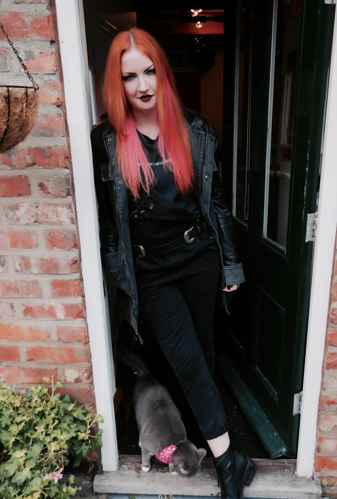 Darcie alternative fashion blogger