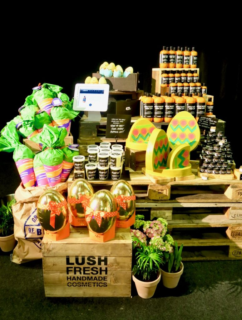 Lush Easter