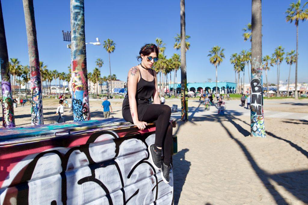 Travel Fashion Venice Beach