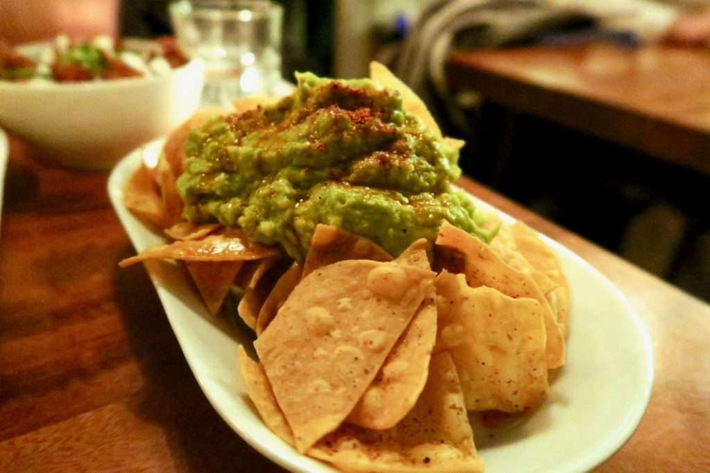Club Mexicana Vegan chips