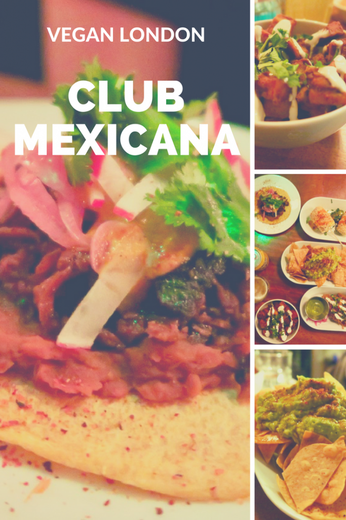 Club Mexicana Vegan London - Emma Inks