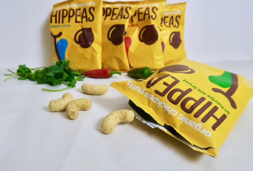 healthy snacks Hippeas