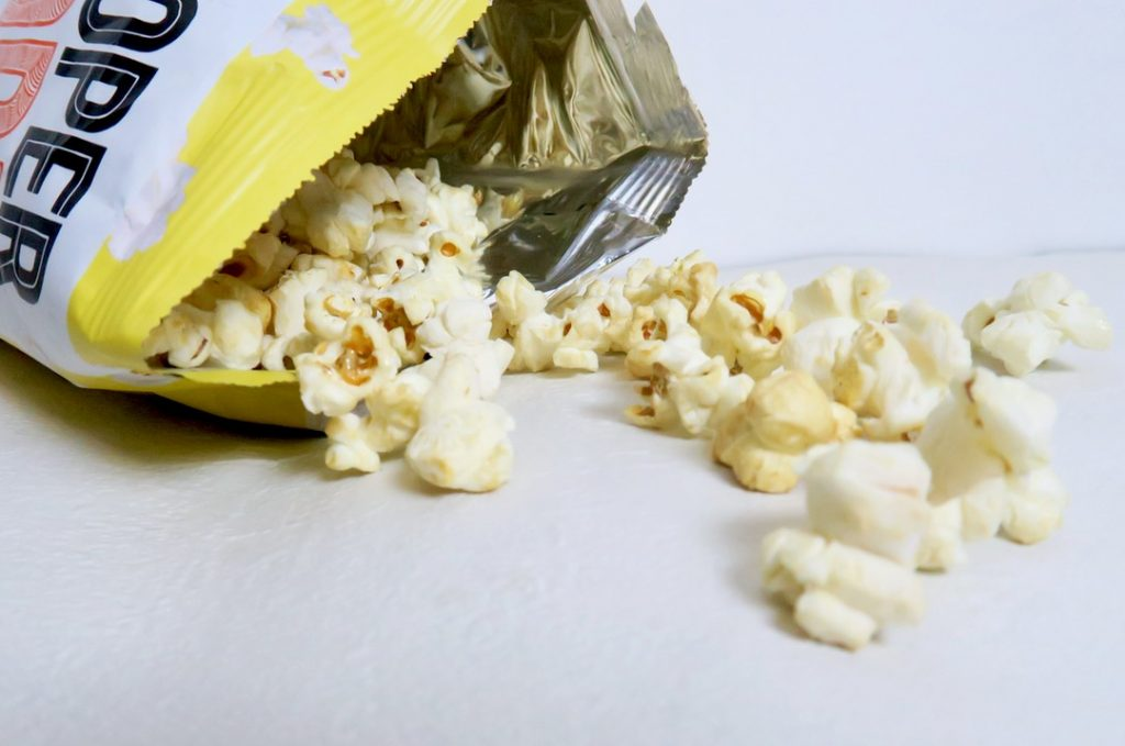 healthy snacks propercorn