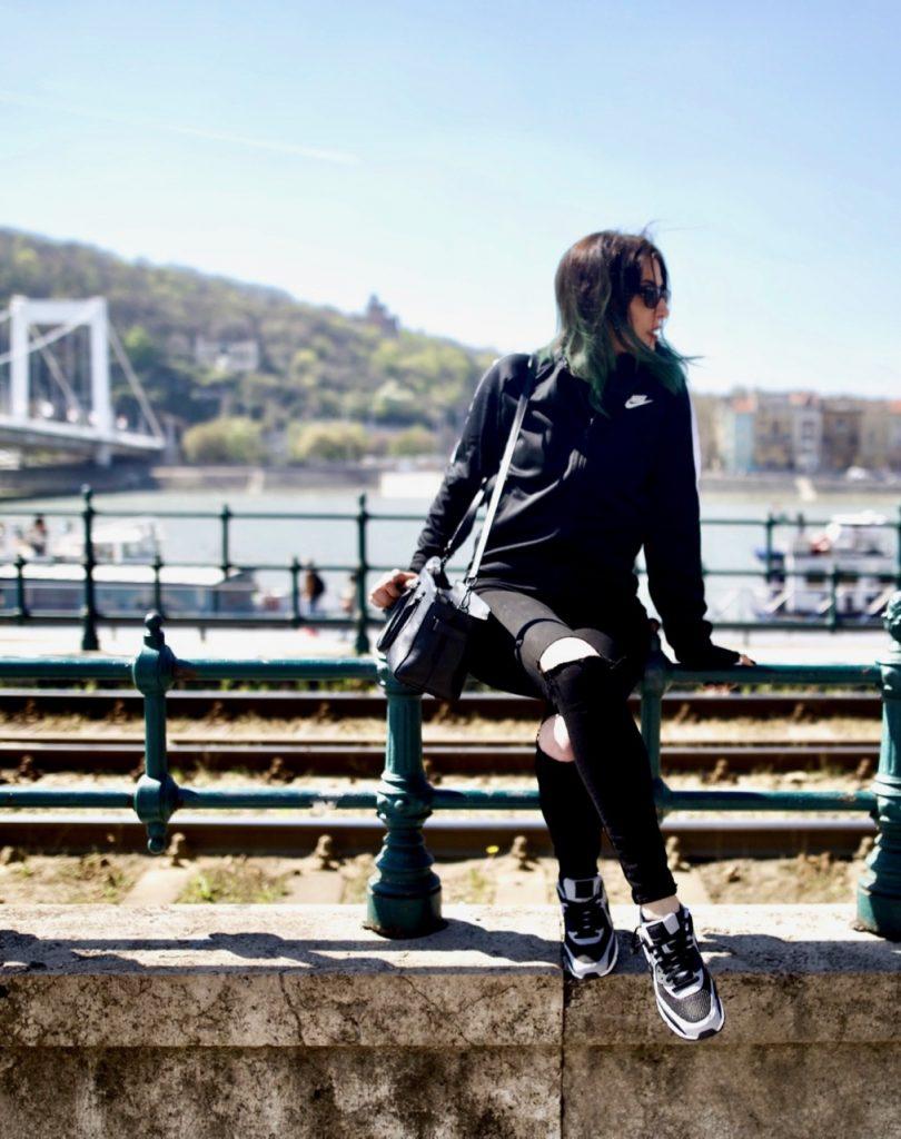 Emma Inks City Break Style