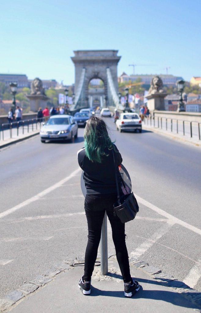 Emma Inks Budapest