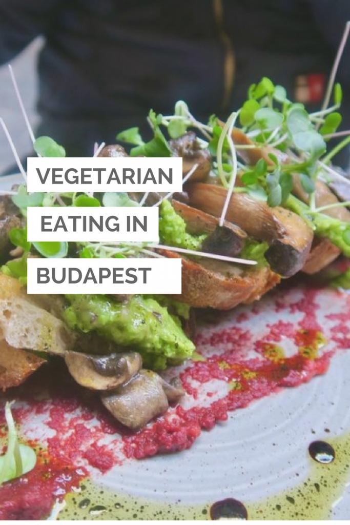 Emma Inks Vegetarian Budapest