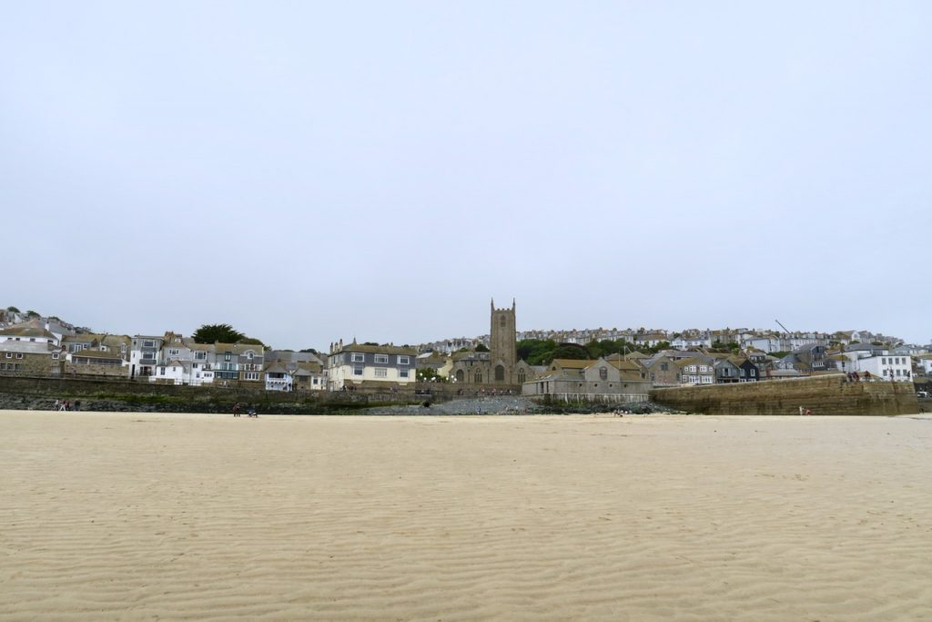 St Ives Southern Cornwall