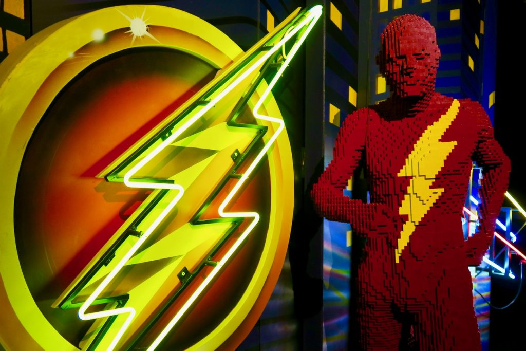 Flash Lego