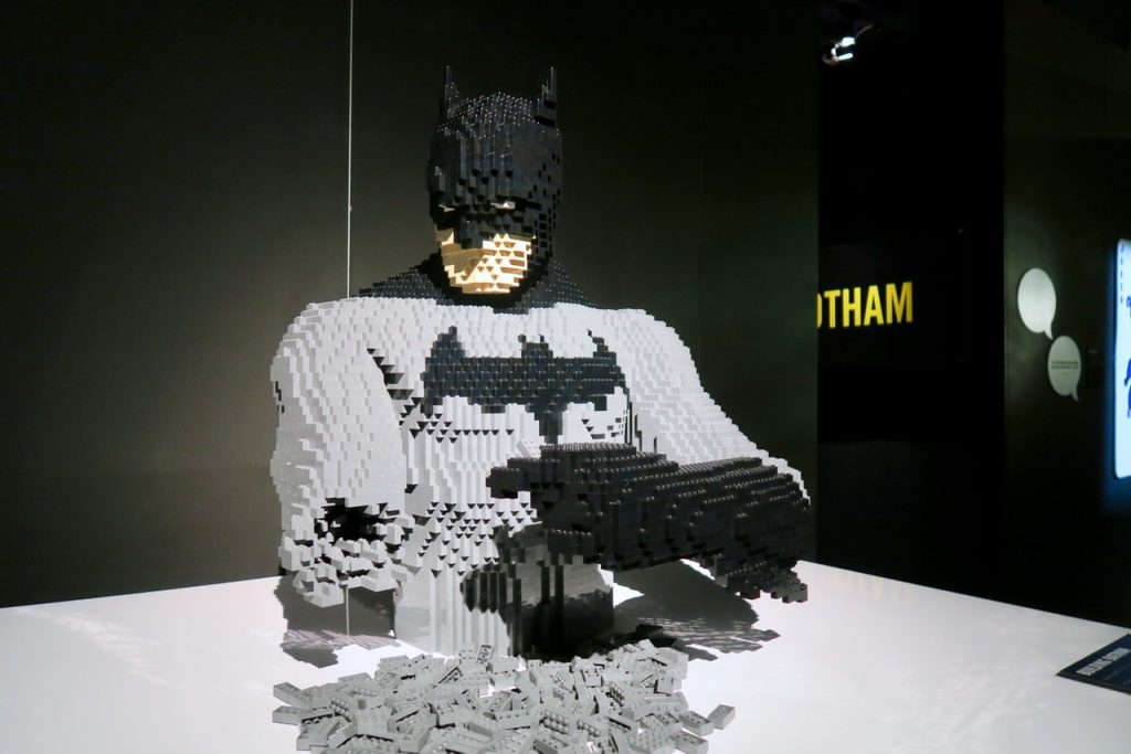 Lego Batman London