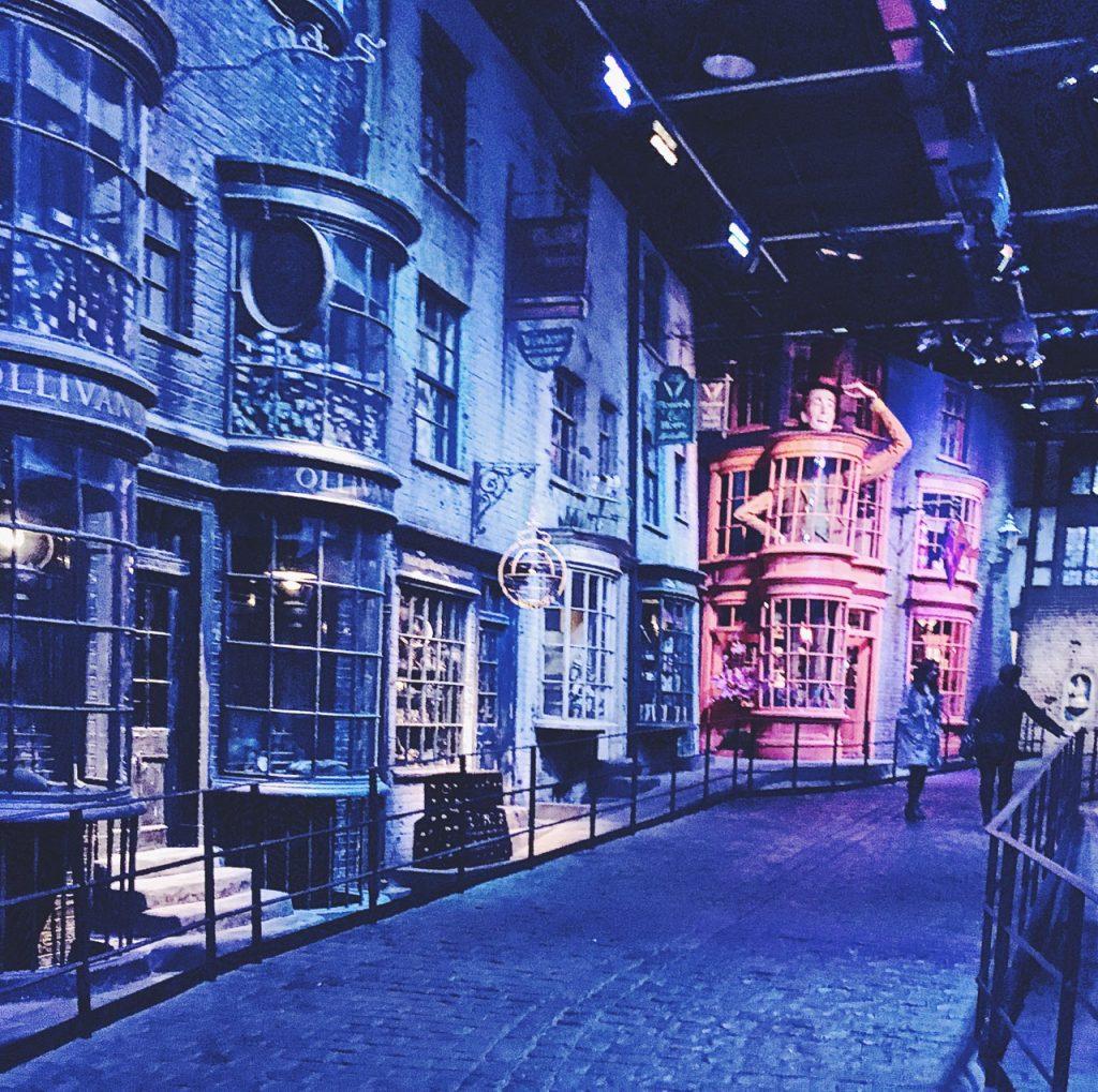 Diagon Alley Harry Potter