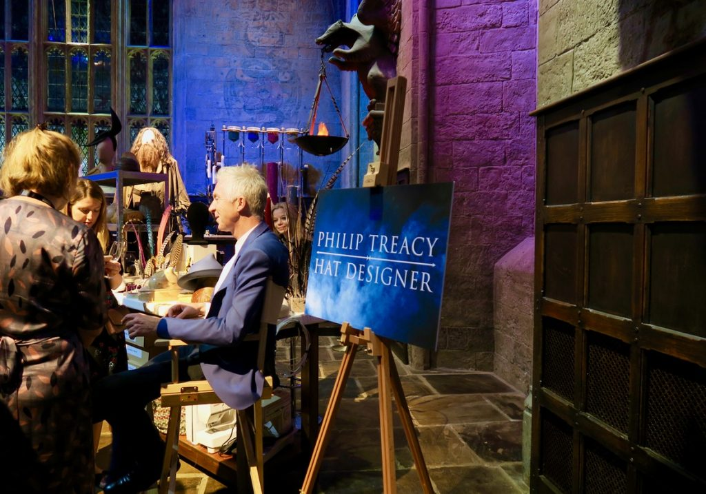 Philip Treacy Harry Potter