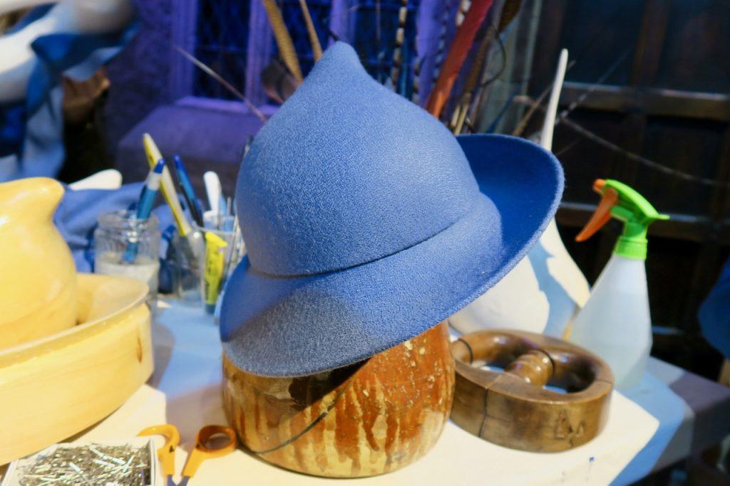 Hat by Philip Treacy for Harry Potter