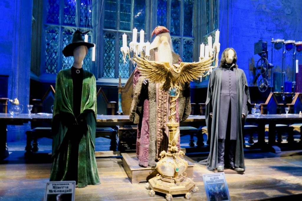 Harry Potter Great Hall London