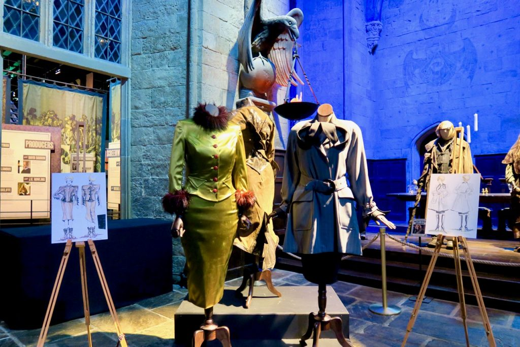 Costume Harry Potter London Studio