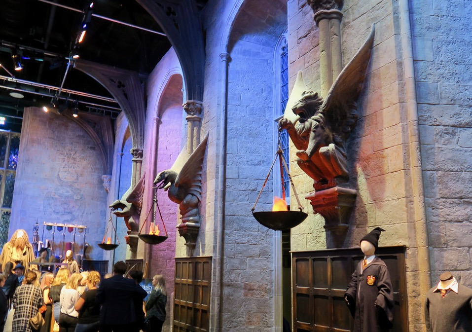 Hogwarts London The Great Hall