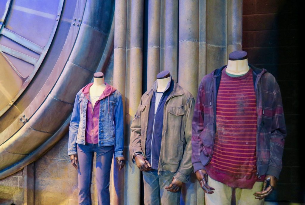 Harry Potter Studio Costumes
