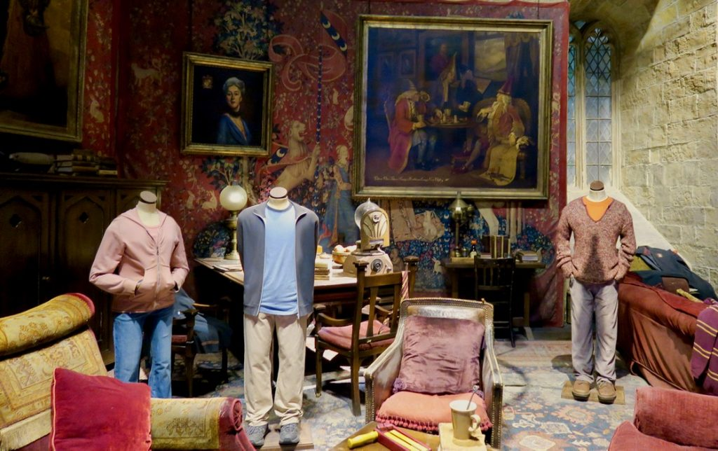 Gryffindor Common Room Harry Potter