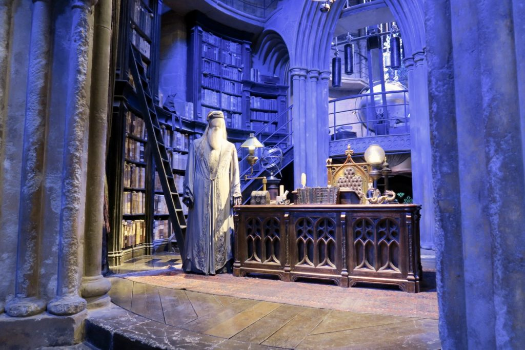 Dumbledore's Office Hogwarts