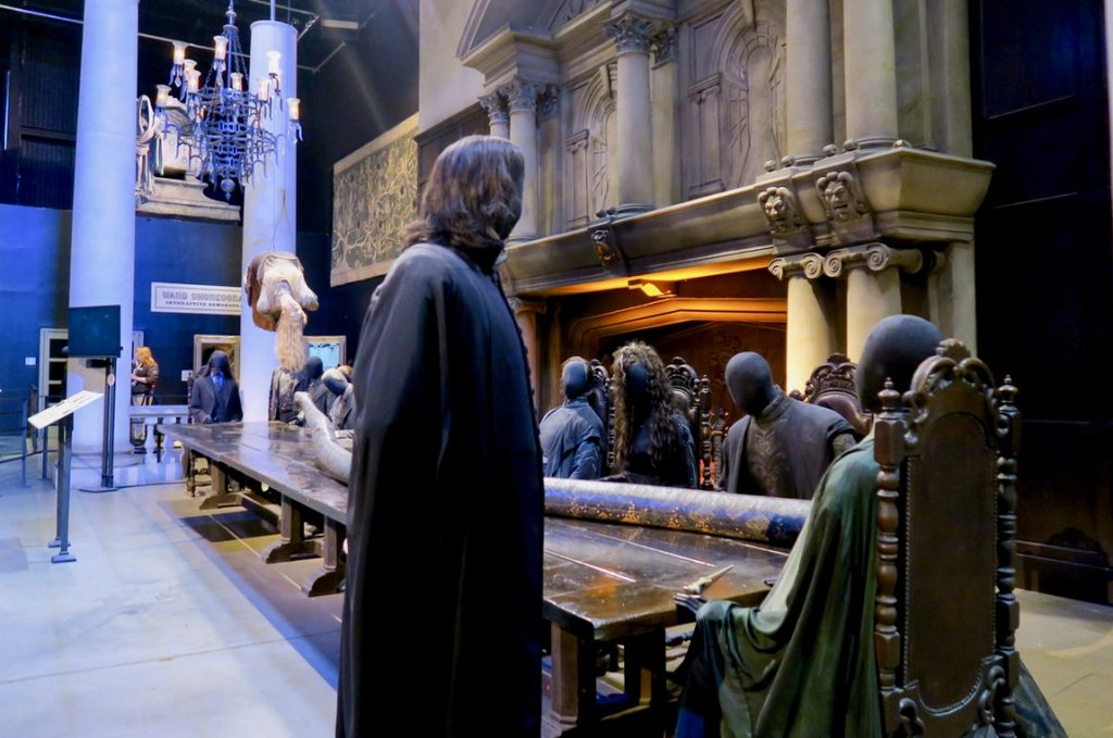 Malfoy Manor Harry Potter