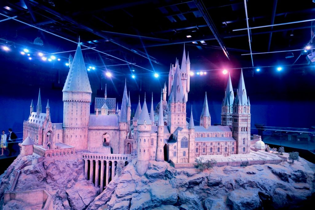 Hogwarts WB Studio Tour