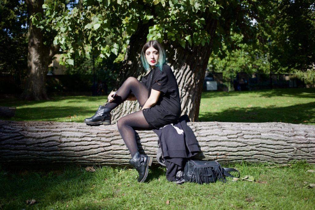 Emma Inks on log offline post
